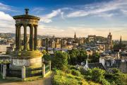 Edinburgh is packed with history, culture and great food
