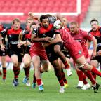 South Wales Argus: STRUGGLING: Newport Gwent Dragons and Aled Brew are yet to find their form