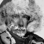 South Wales Argus: Alexis Girardet, South Pole 2009