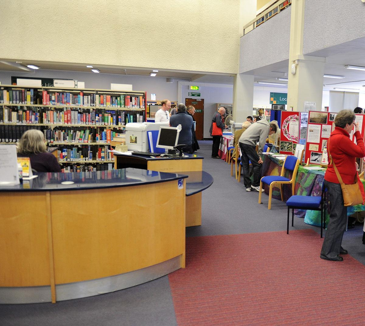 Newport Central Library Could Close In Council Cuts South Wales Argus