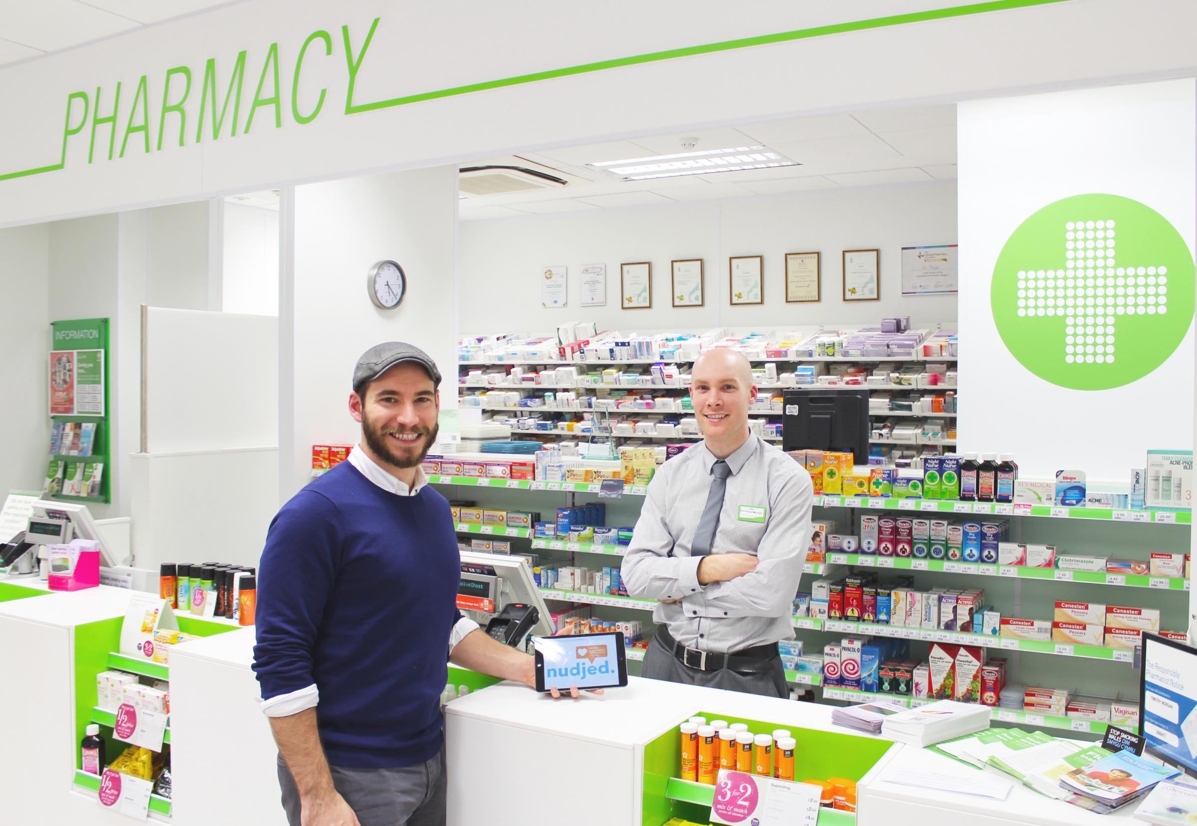 Health technology startup nudjed secures pioneering partnership with ...