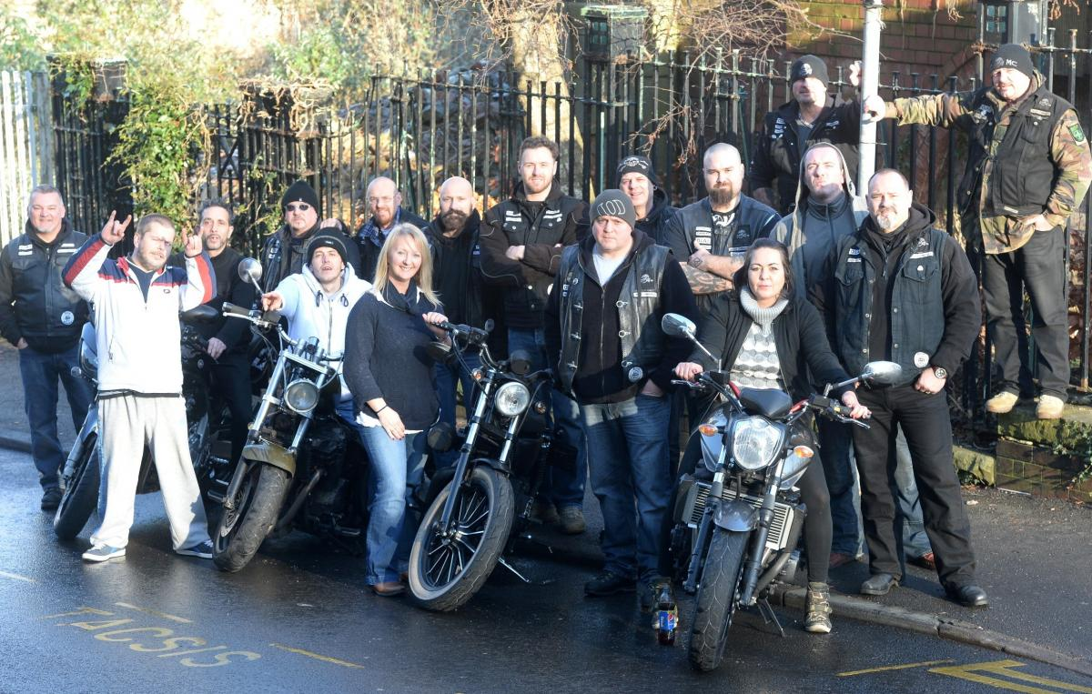 Bikers bring New Year cheer to homeless shelter | South