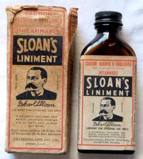 ARGUS ARCHIVE: 100 years ago - Man passes out after drinking liniment