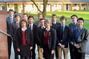 EDUCATION FILE: Help for Gwent pupils looking to Oxbridge