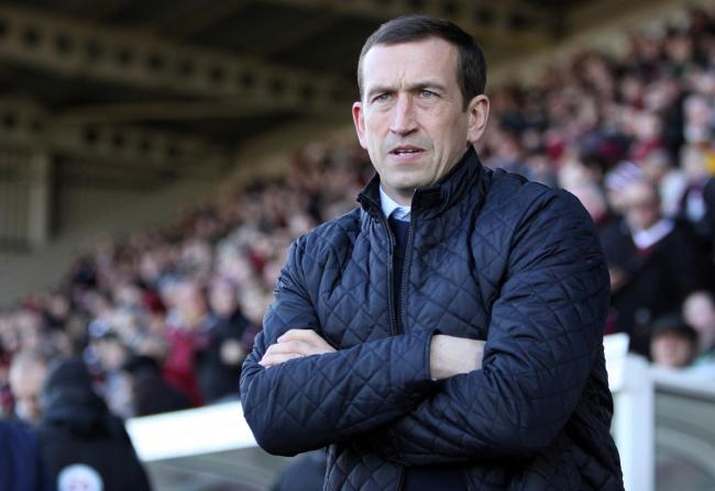 ILL: Former Newport County boss Justin Edinburgh was taken to hospital this morning
