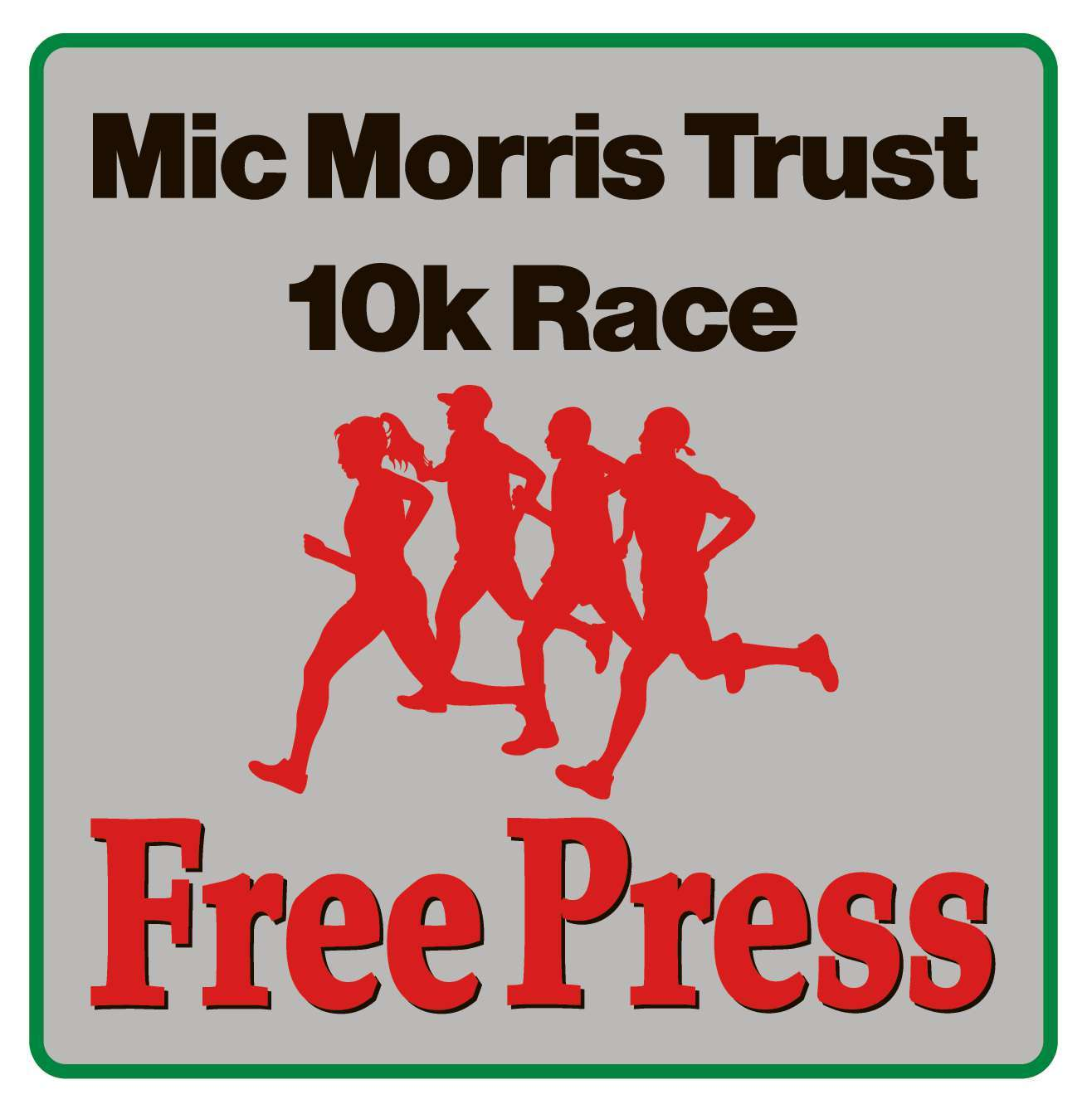 100 runners sign up for