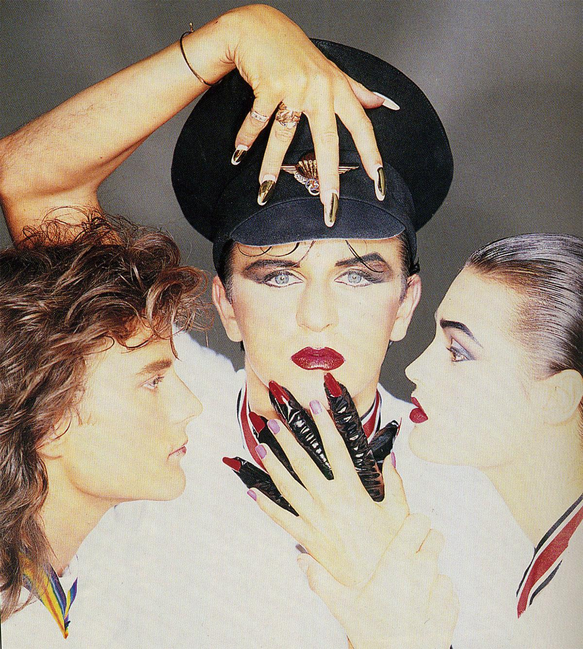 Pictures Steve Strange The New Romantic Pioneer From The Valleys