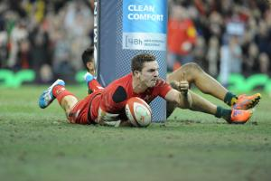 George North aims to mark milestone with win