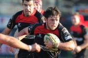 STRONG PERFORMER: James Benjamin has impressed in Newport Gwent Dragons' back row