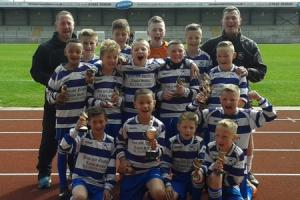Cromwell Youth AFC U12s are champions