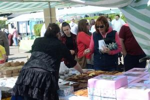 Hundreds turn out for first food and folk festival in Bassaleg
