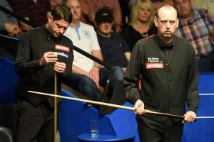 Williams: Time is running out on my Crucible career