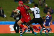 NATIONAL SERVICE: Tyler Morgan in action against Fiji during last year's Junior World Championships in Auckland, New Zealand