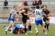 IN FORM: Dragons centre Jack Dixon