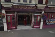PUB: The alleged assault happened outside The Godfrey Morgan Wetherspoons pub on Chepstow Road