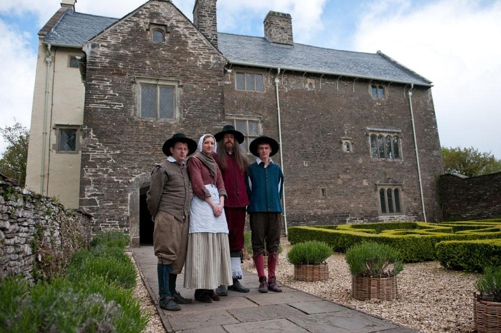 Why not book Sunday lunch at Llancaiach Fawr? | South Wales Argus