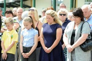 """Wounded"" community come together for Blackwood Tunisia victim"
