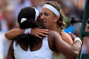 Azarenka hits out over crowd noise