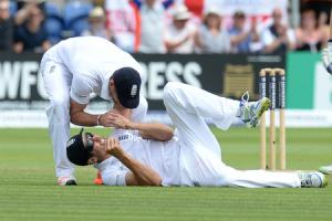 'Even better than 2009 thriller' - England captain Alastair Cook hails Wales' Ashes opener