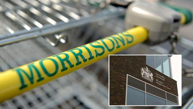 Indecent exposure man spared jail after wearing 'shorts that were too short' in Cwmbran Morrisons supermarket