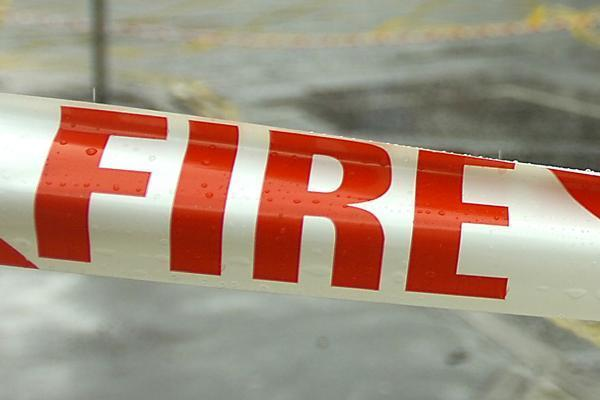 Fire causes £50k of damage to Gwent builders merchant