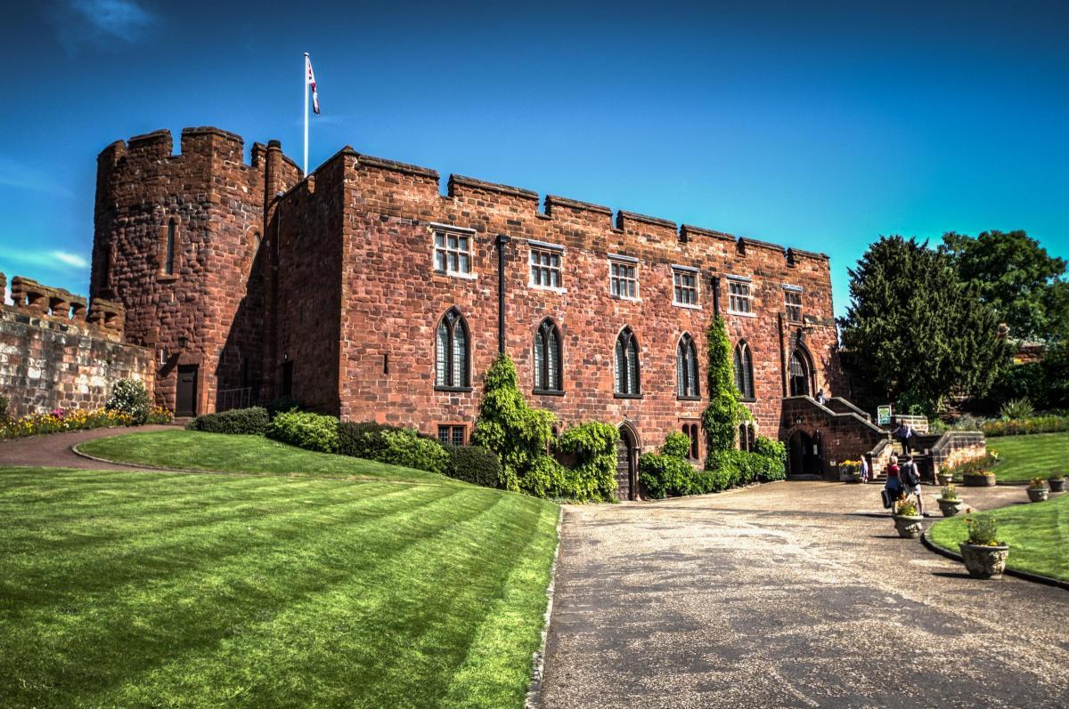 Shrewsbury A Traditional Tudor Town With A Twist South Wales Argus