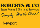 Roberts & Co - Newport (Lettings)