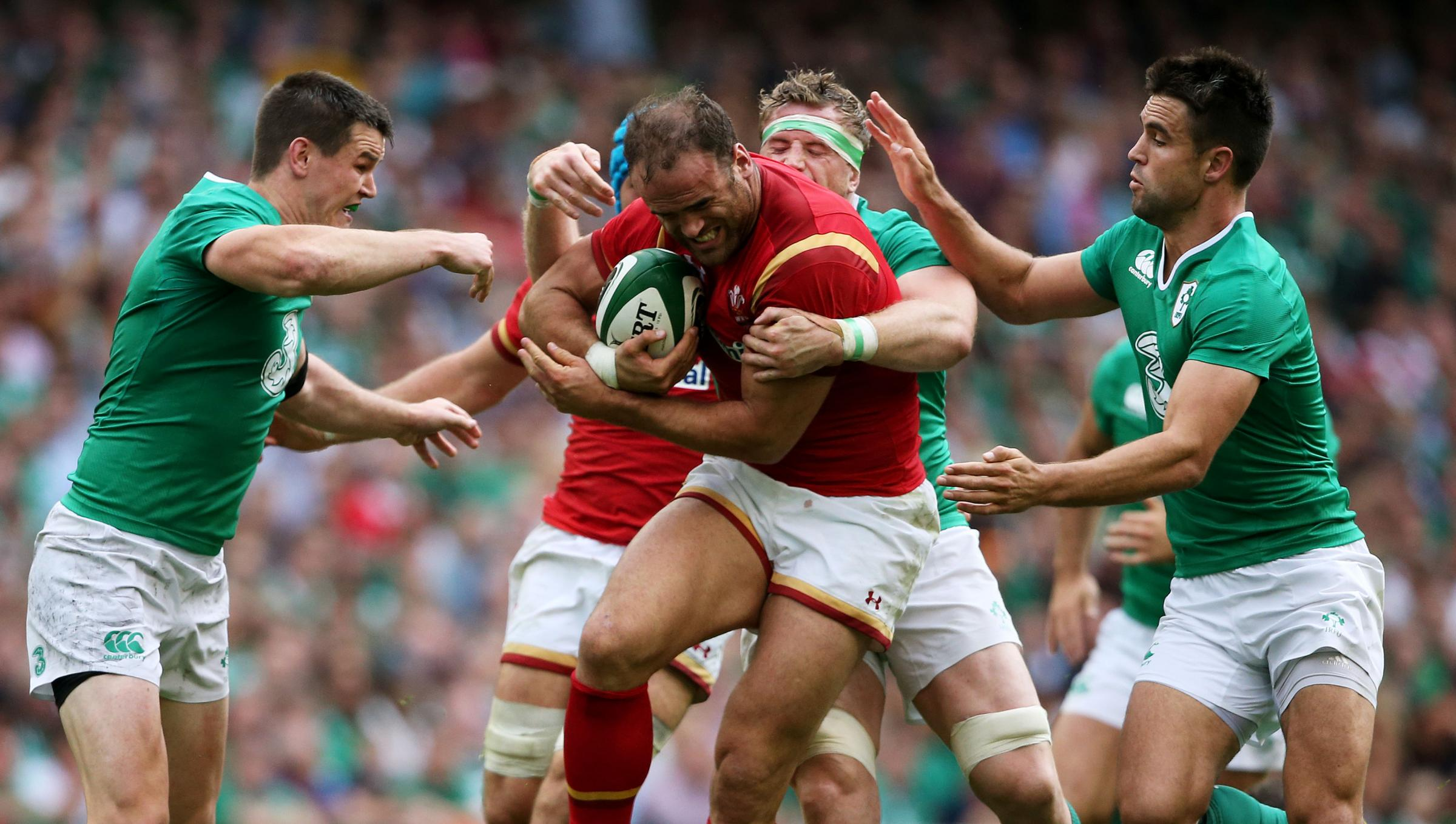Jamie Roberts: Wales have done their Rugby World Cup homework and are ready to impress