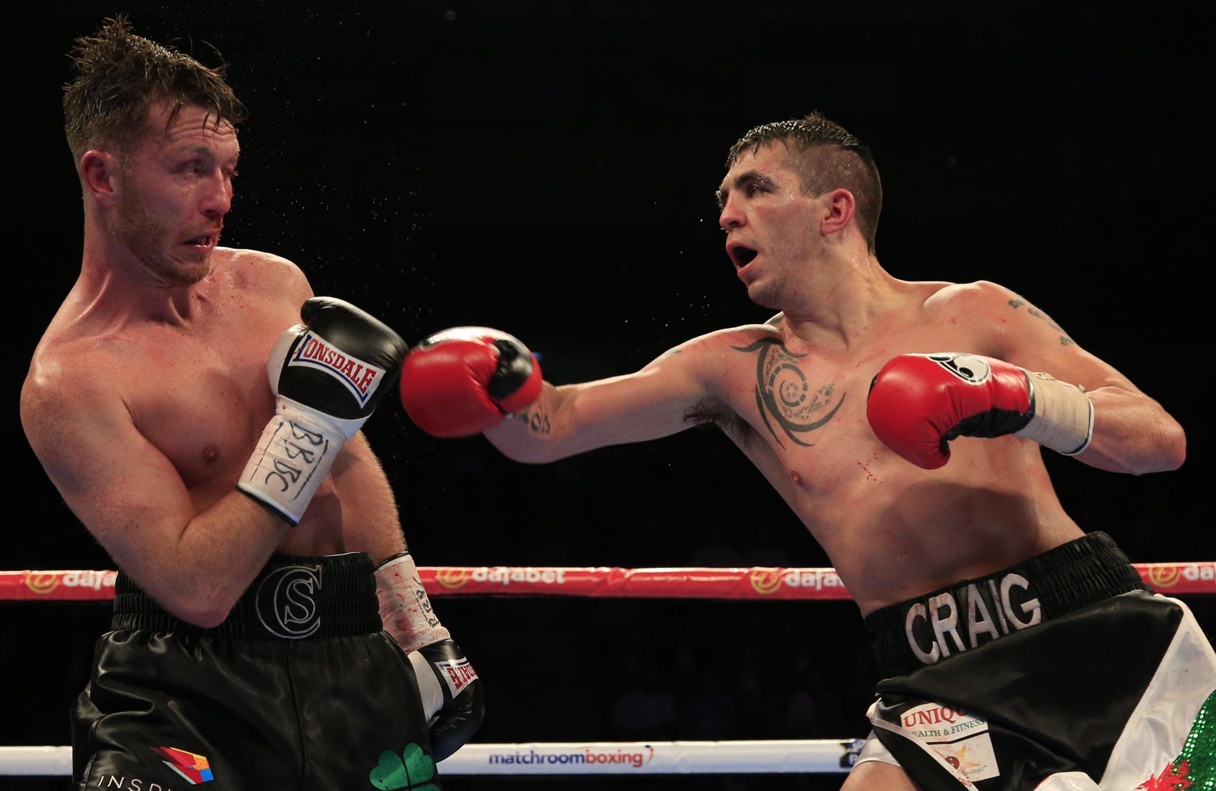Scott Cardle vows not to take Gary Buckland challenge lightly