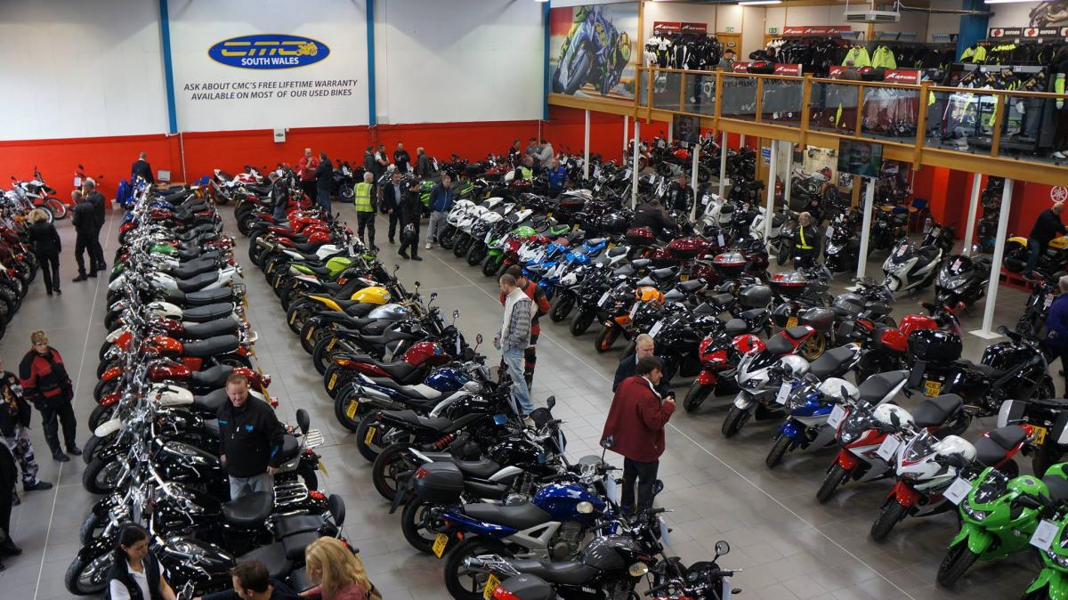 South Wales Superbikes >> Motorbike Superstore Opens In Spytty Following Superbikes