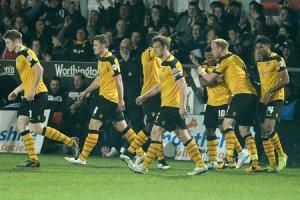 Any team coming to Rodney Parade is in for a tough time, says John Sheridan