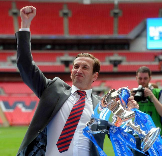 Former Newport County boss Justin Edinburgh dies