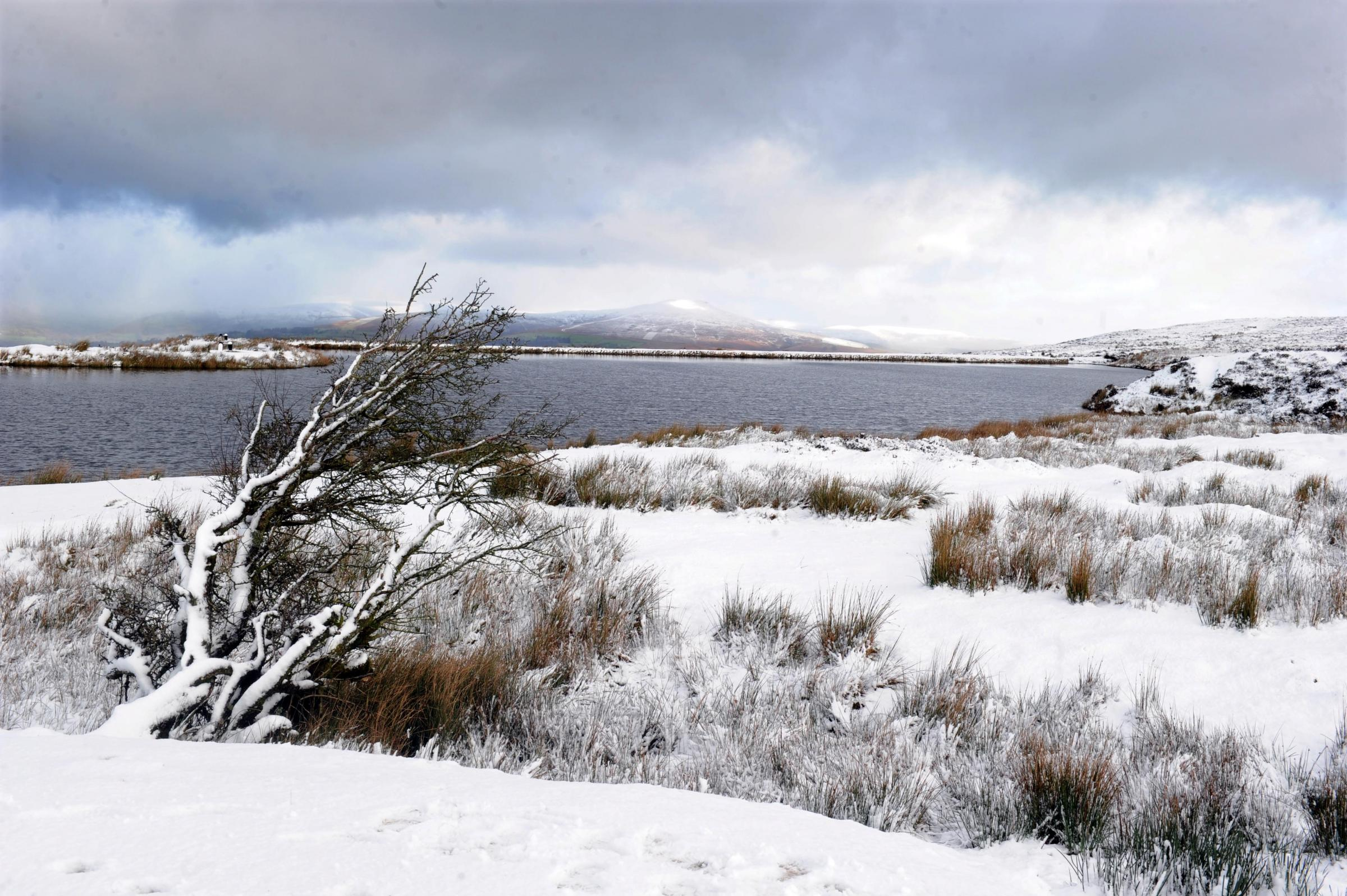 Past photo of snow in Blaenavon - Send us your snow and ice photos and videos