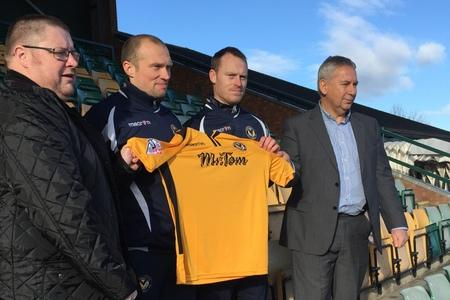 New man must help Newport County build for the future | South Wales