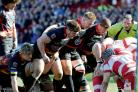 CUP CLASH: The Dragons will hope to avoid a repeat of their 2011 LV= Cup semi-final defeat on their return to Kingsholm