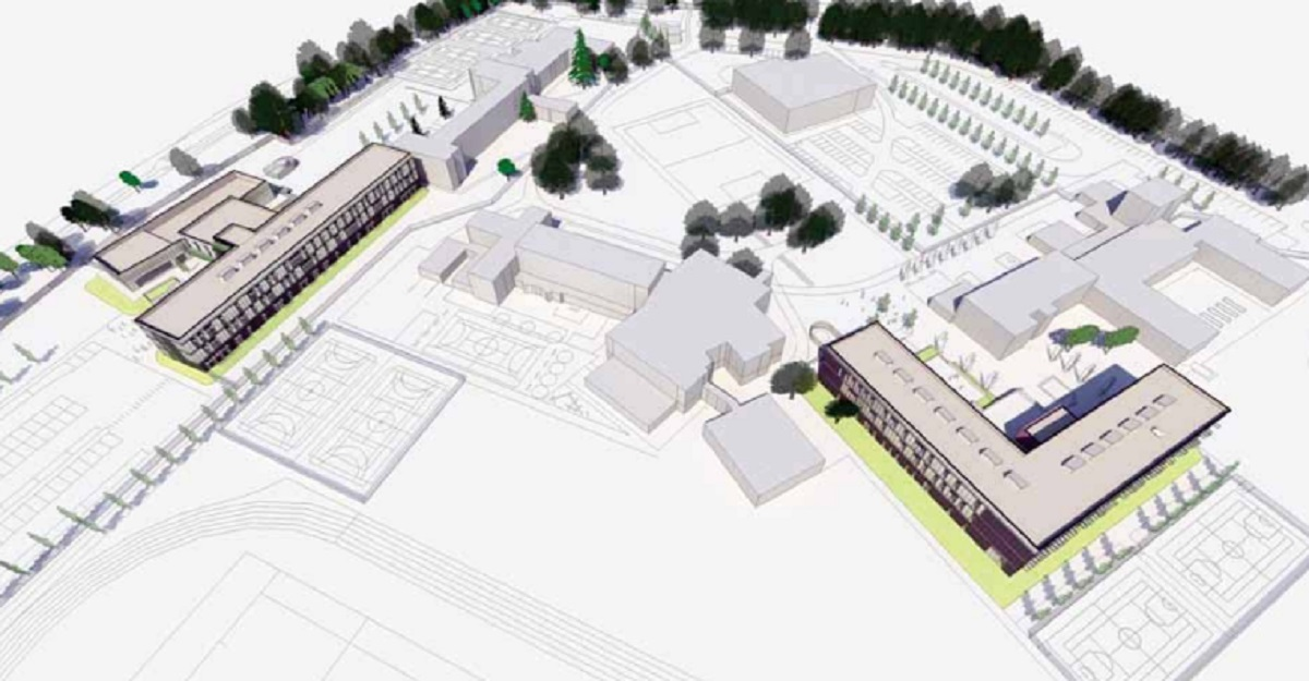 In excess of �1 million' already spent on Duffryn school plans