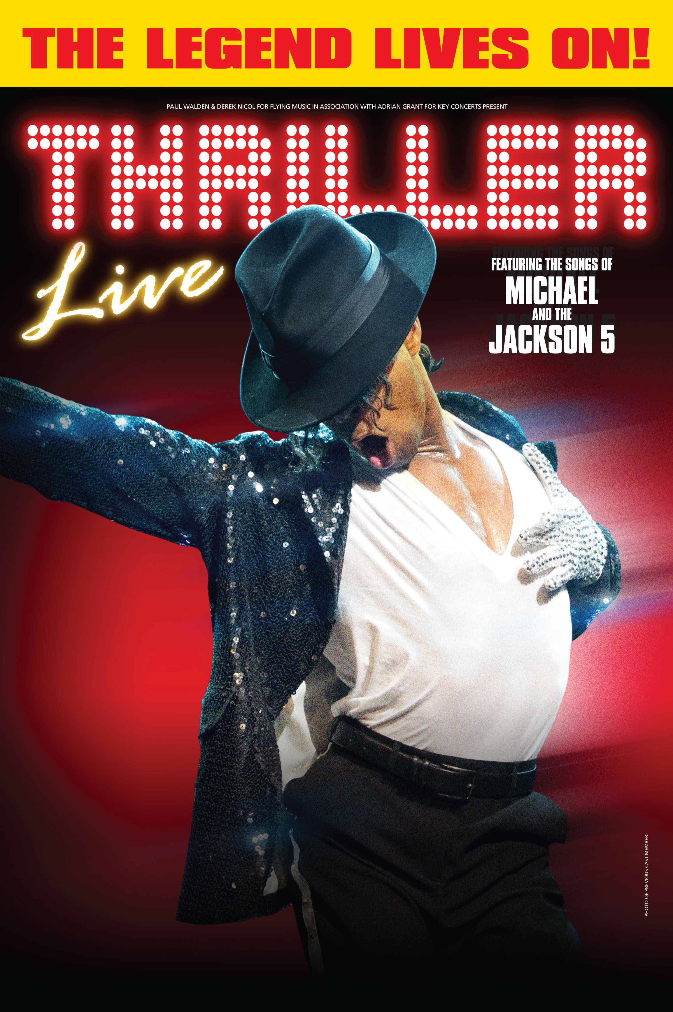 REVIEW: Thriller Live, New Theatre, Cardiff