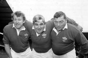THE LONG VIEW: The Greats of Gwent rugby who battled for Wales