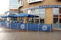 Pizza Express Cardiff Bay South Wales Argus