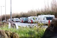 South Wales Argus: Newport Gipsy transit camp plan faces the axe