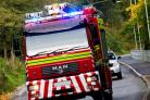 Firefighters called to house fire started from electrical cupboard