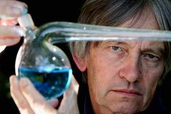 CHEMICAL CHARACTER: John Nettleship, the inspiration for Severus Snape