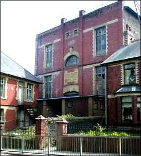 Newbridge Memorial Hall