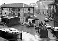 THEN: Lower Dock Street, Newport
