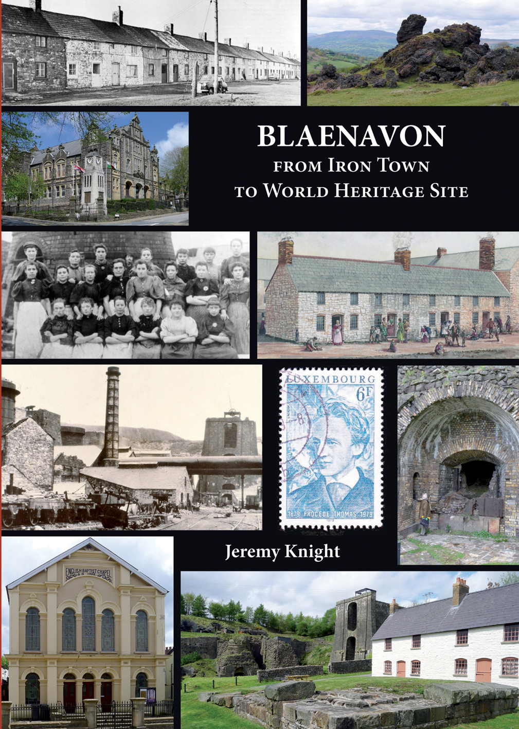 Launch of a new book on Blaenavon