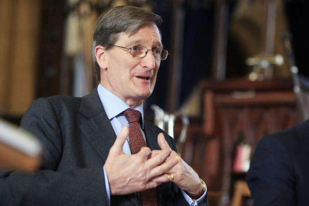 South Wales Argus: Dominic Grieve, Independent MP for Beaconsfield. Picture: Anita Ross Marshall