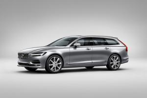 Does the new Volvo V90 have everything?
