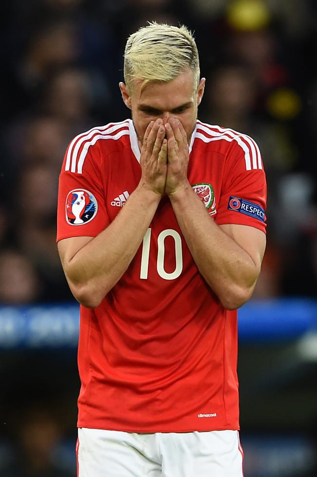 reputable site eaecf 6bf68 Aaron Ramsey: Wales can beat Portugal without me | South ...