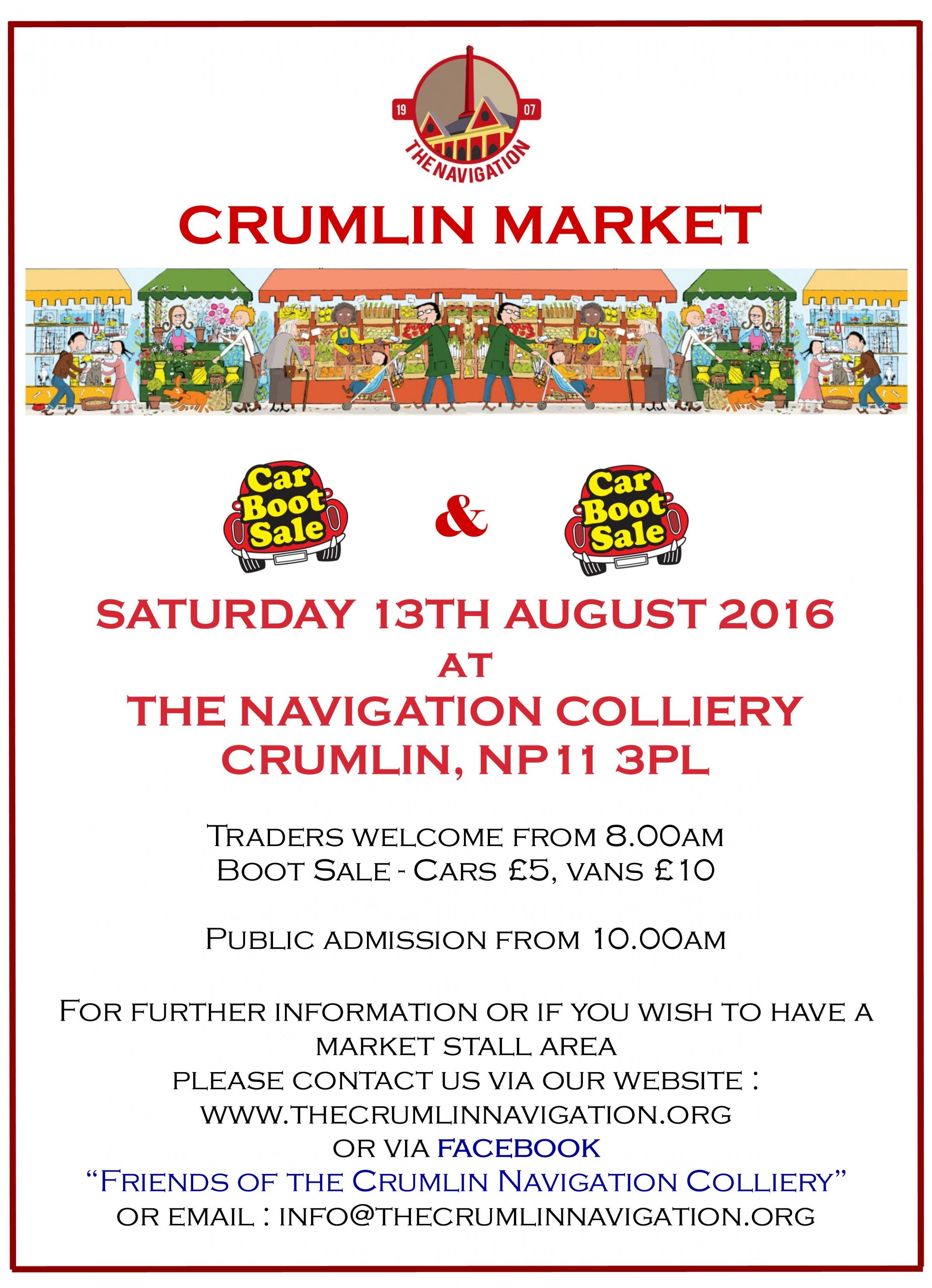 Crumlin Market and Boot Sale