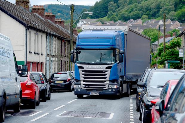 South Wales Argus: Partnerships could be struck up with LGV/HGV companies